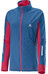 Salomon W's Equipe Softshell Jacket Dolomite Blue / Lotus Pink